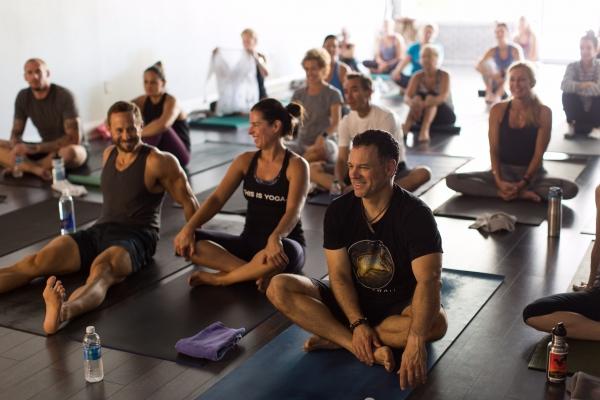 smooth yoga flow